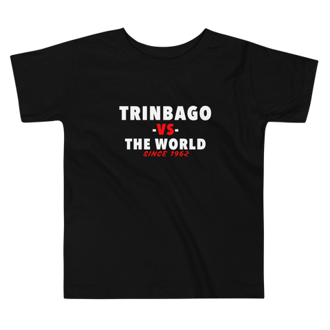 Trinbago -vs- The World Toddler Tee