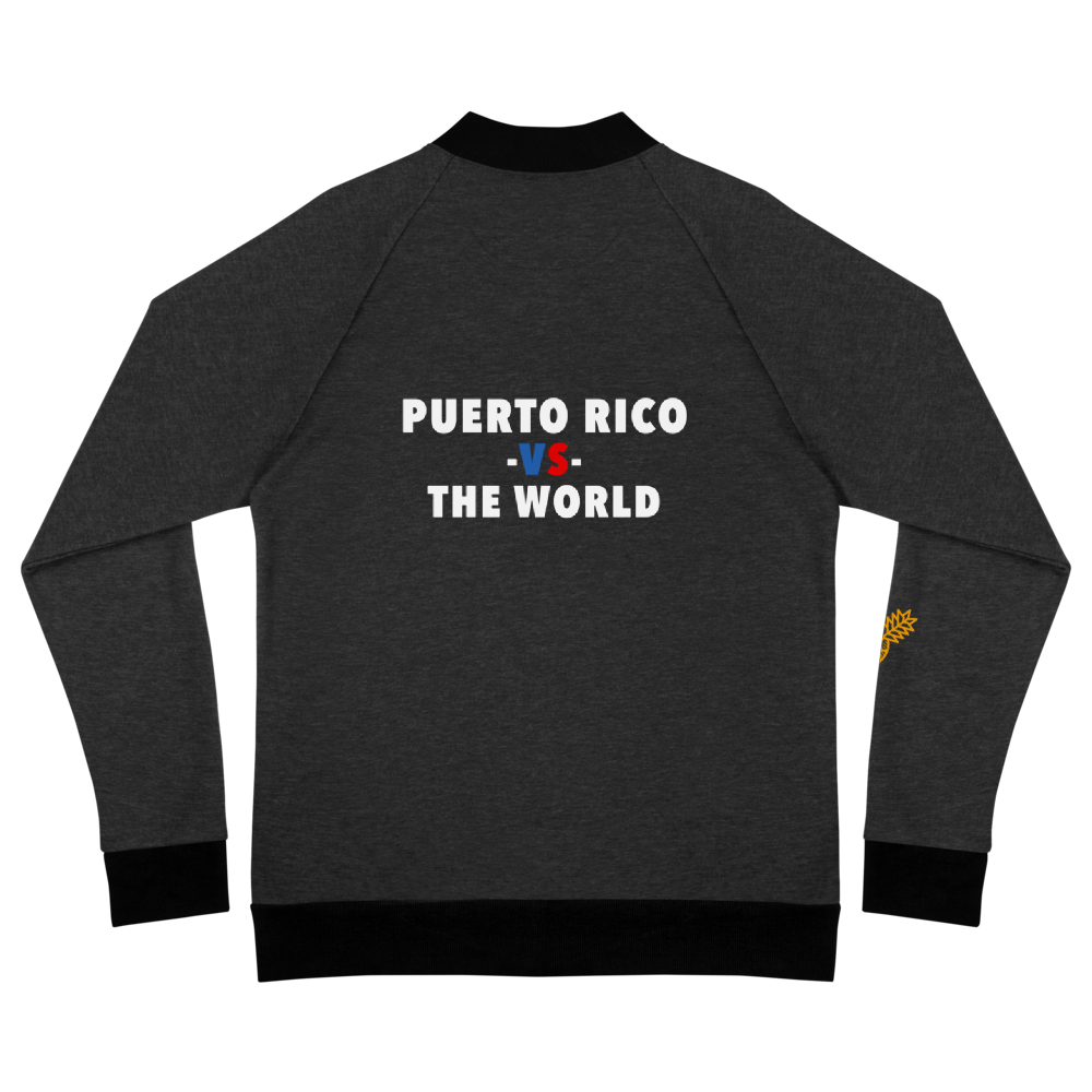 Puerto Rico -vs- The World Bomber Jacket