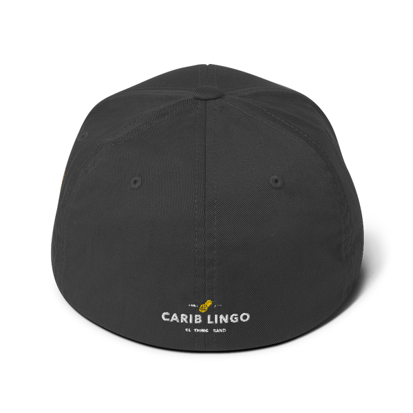 I Am Rooting: Puerto Rico Structured Twill Cap