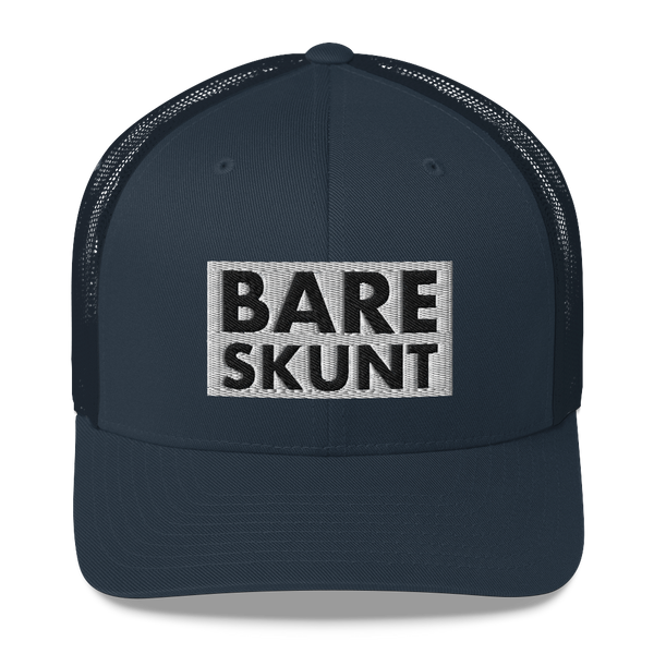 Bare Skunt Trucker Cap