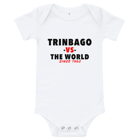 Trinbago -vs- The World Baby One Piece