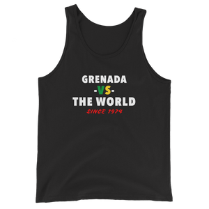 Grenada -vs- The World Tank Top