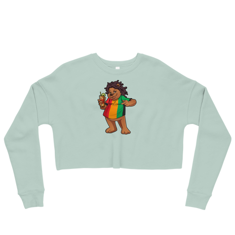 Fudgie Crop Sweatshirt
