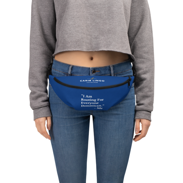 I Am Rooting: Dominican Fanny Pack