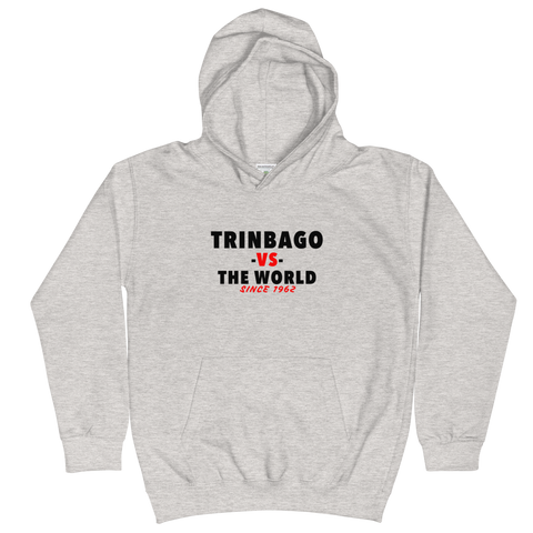 Trinbago -vs- The World Kids Hoodie
