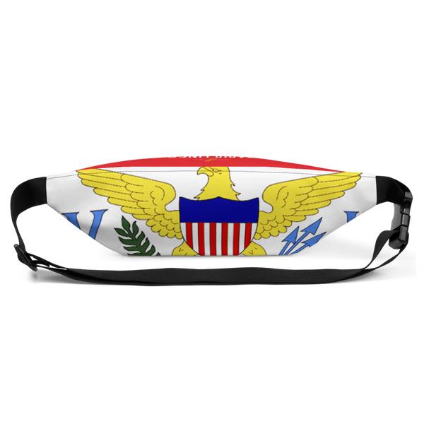 I Am Rooting: USVI Fanny Pack