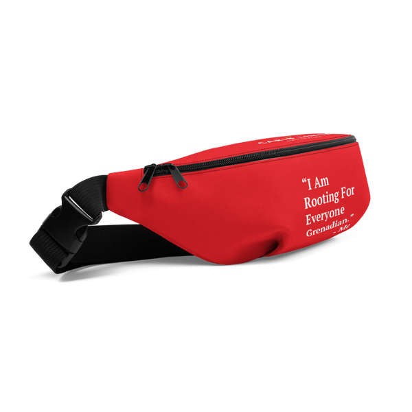 I Am Rooting: Grenada Fanny Pack