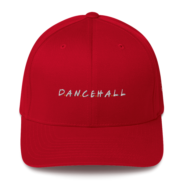 Dancehall Musicology Structured Twill Cap