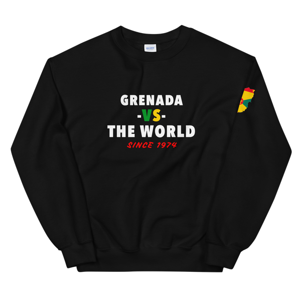 Grenada -vs- The World Unisex Sweatshirt