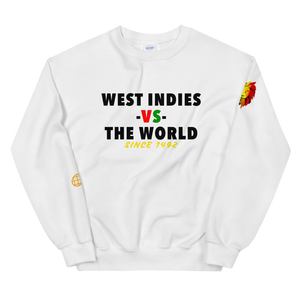 West Indies -vs- The World Unisex Sweatshirt