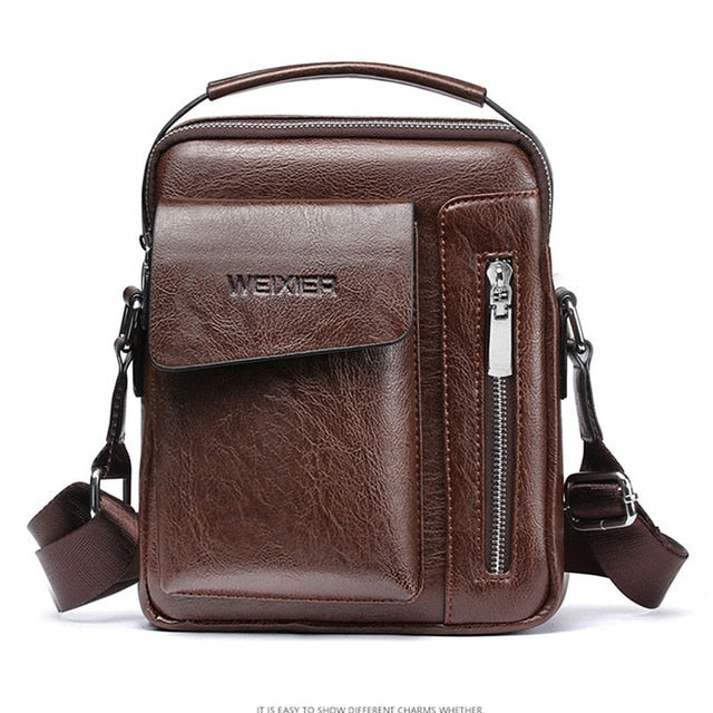 Casual Men's Shoulder Vintage Cross-body Bags