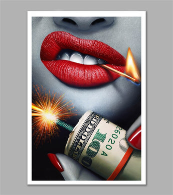 Best Bang for Your Buck Limited Edition Fine Art Paper Print
