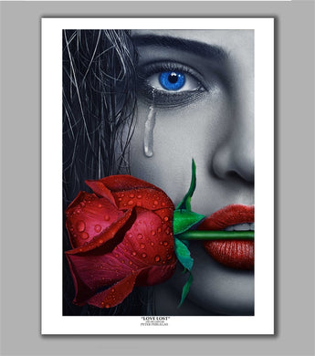 Love Lost Limited Edition Fine Art Paper Print