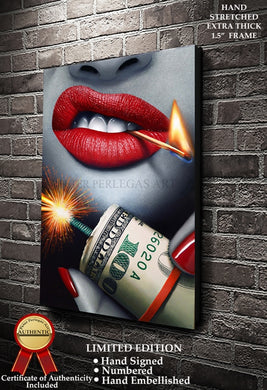 Best Bang for Your Buck Fine Art Canvas Print