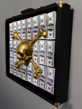 Load image into Gallery viewer, Dead Prezidents Skullpture (Edition numbers #15-25)