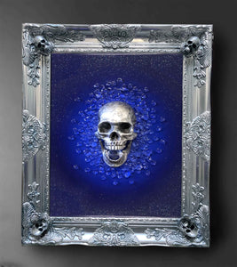 Ice King 3D Framed Original Sculpture  Limited Edition  (#11 - #20)