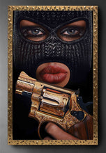 Load image into Gallery viewer, Ski Mask Way Collector's Edition Resin Print READY TO HANG