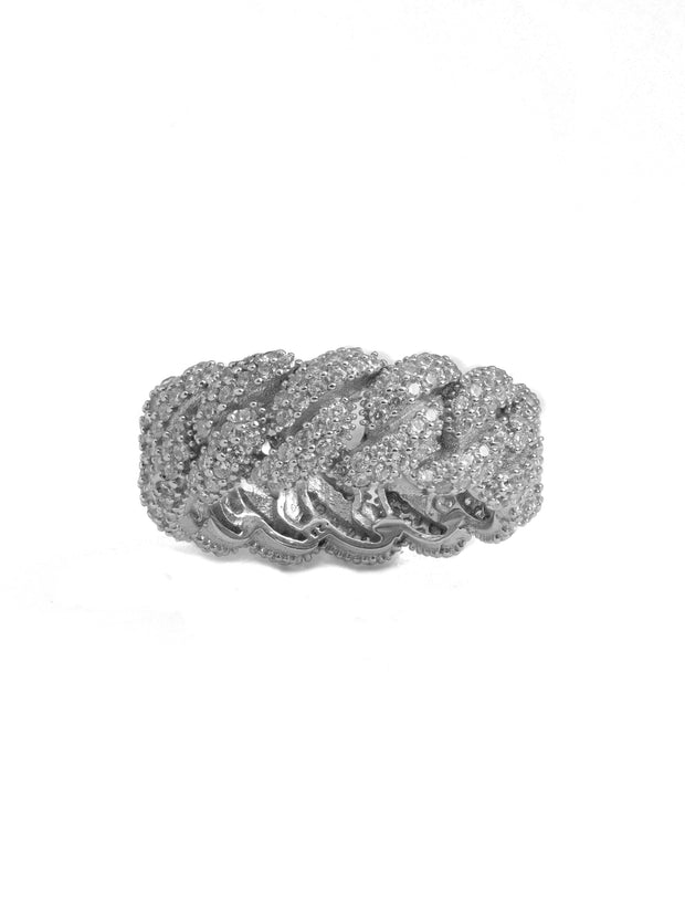 The Andrea Cuban Link Ring
