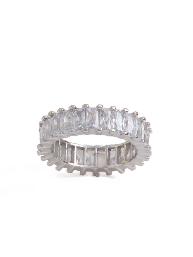 The Classic Baguette Ring