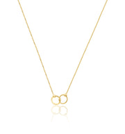 The Together Forever Necklace - 14K GOLD