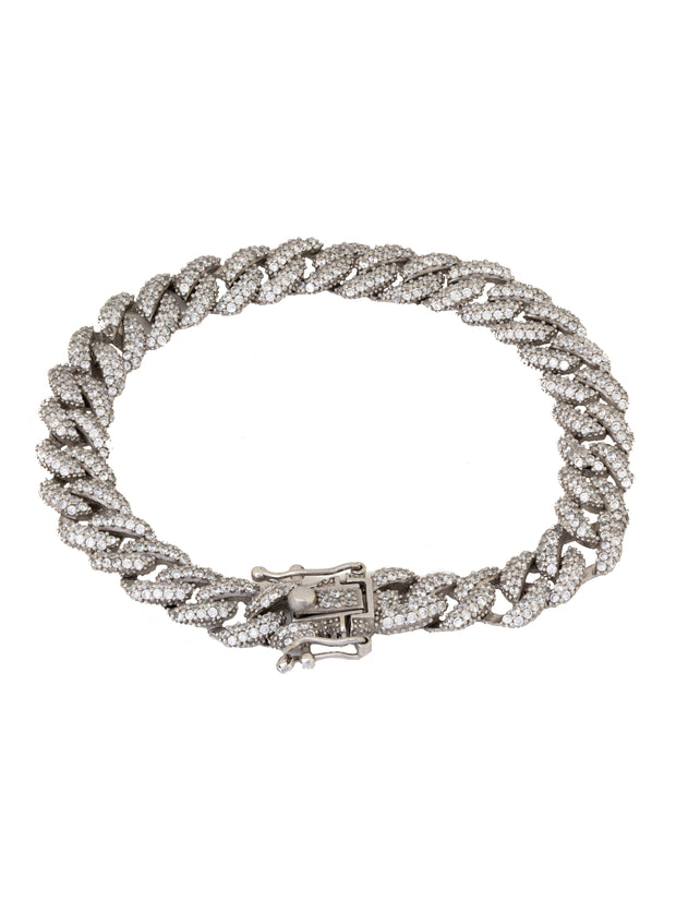 The Andrea Cuban Link Bracelet