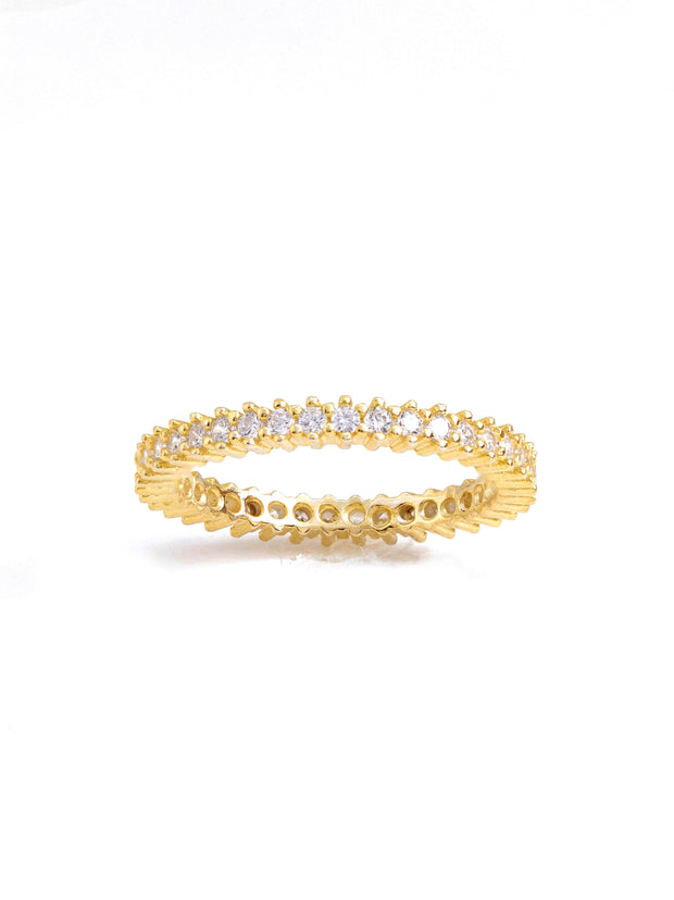 The Timeless Full Eternity Ring