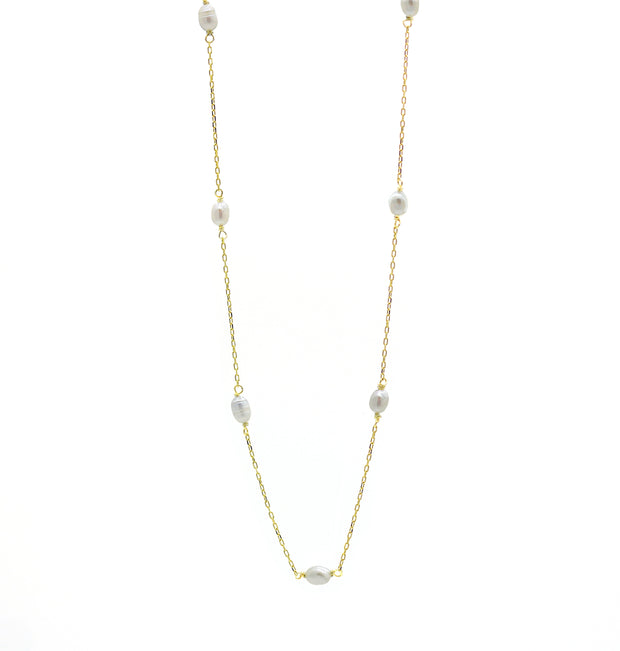 The Fresh Water Pearl Choker