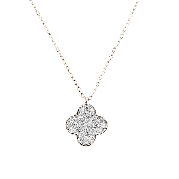 The Lucky Clover Necklace