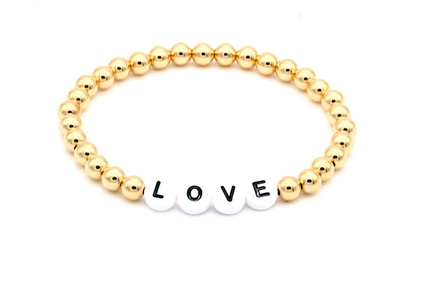 The Customizable Bead Armcandy Bracelet