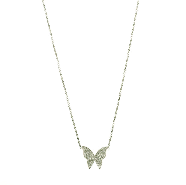 The Classic Butterfly Necklace