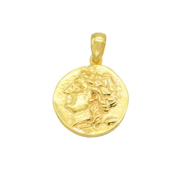 The Roman Coin Pendant