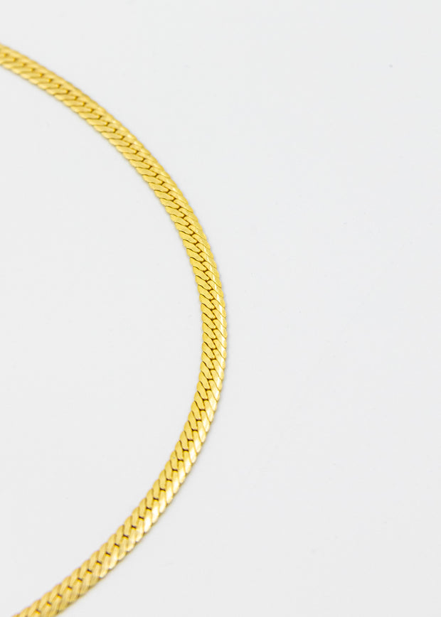 The Snake Chain Necklace