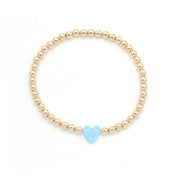The Opal Heart Arm Candy Bracelet