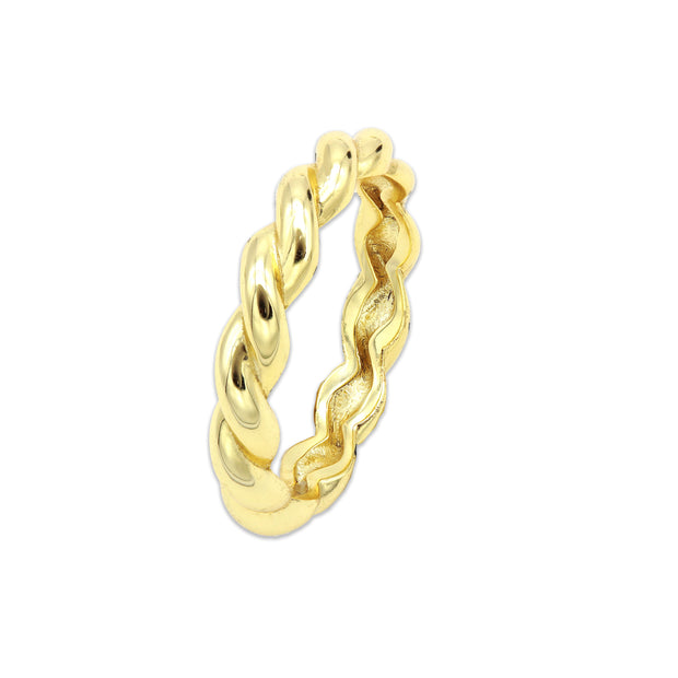 The Solid Twisted Ring