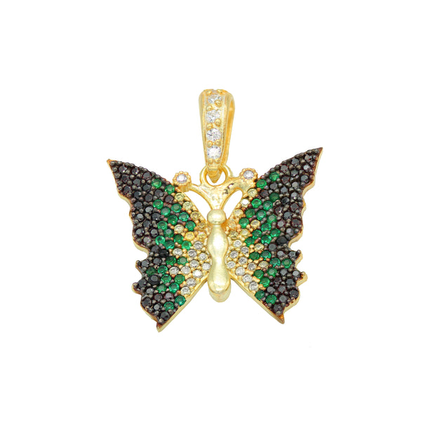 The Eye Catching Butterfly Pendant