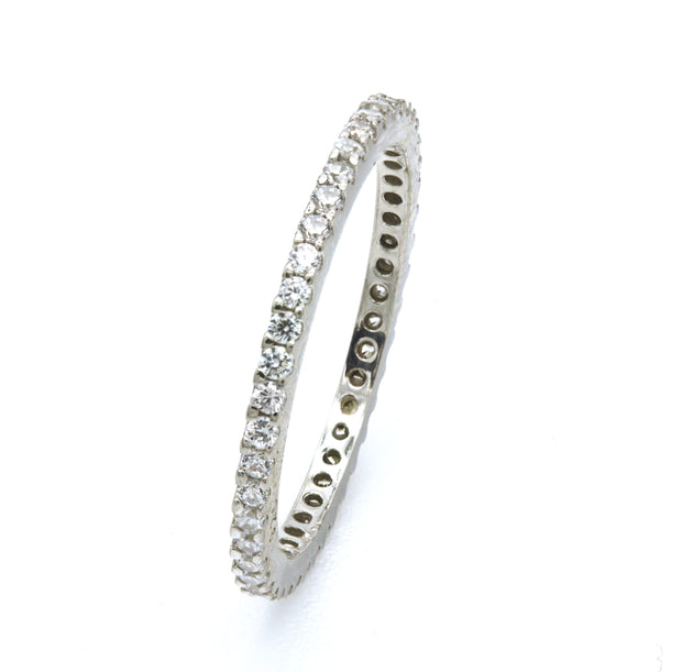 Narrow Full Eternity band