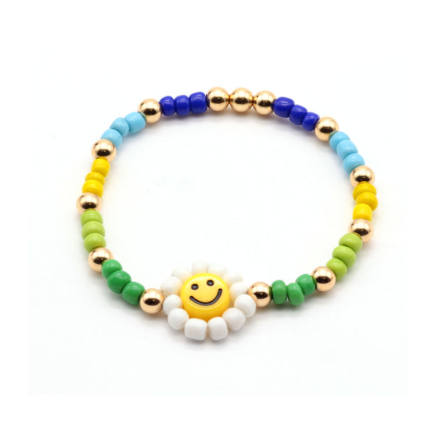 The Smiling Sunflower Armcandy Bracelet