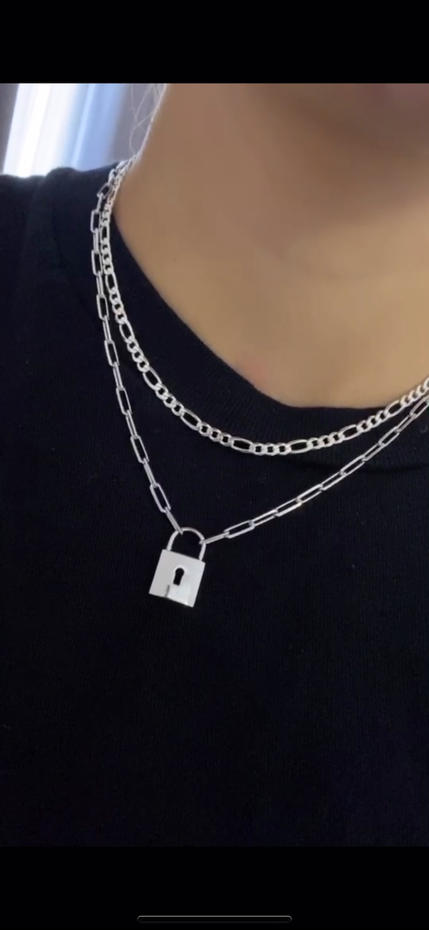 E-Girl Locket Necklace