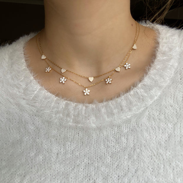 The Floral Necklace