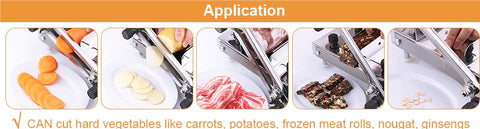 A guide on how to use the Premium Frozen Meat slicer to slice any meat for barbecues, bresaola's, thinly sliced meats for your hotpots, Bulgogi for your Korean barbecues or thinly sliced pork loin for your Shabu Shabu