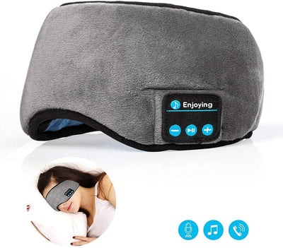 Deep Sleep Pro - Bluetooth Eye Mask Headphones