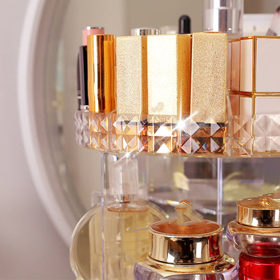 Emphecy Rotating Makeup Organizer