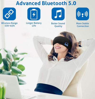 Deep Sleep Pro, Music Eye Mask