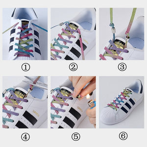 Emphecy No Tie Shoelace Set