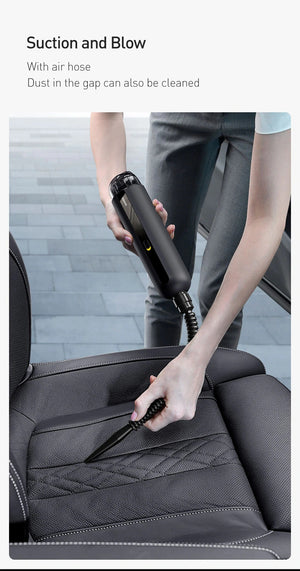 Emphecy Power Car Vacuum