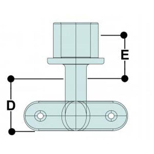Type 518 - Handrail Bracket