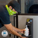 StaySafe Hand Sanitizer Station with Sanitizer Bottle