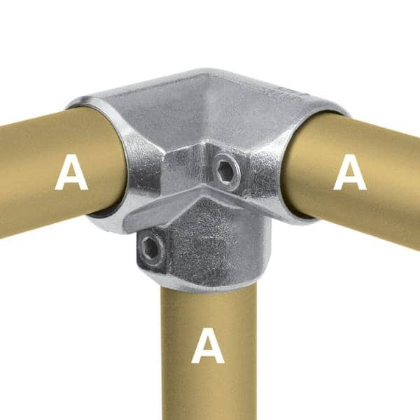 Type L20 - Side Outlet Elbow