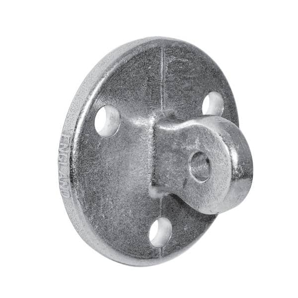 Aluminum Fitting Type LM58 - Male Wall Plate