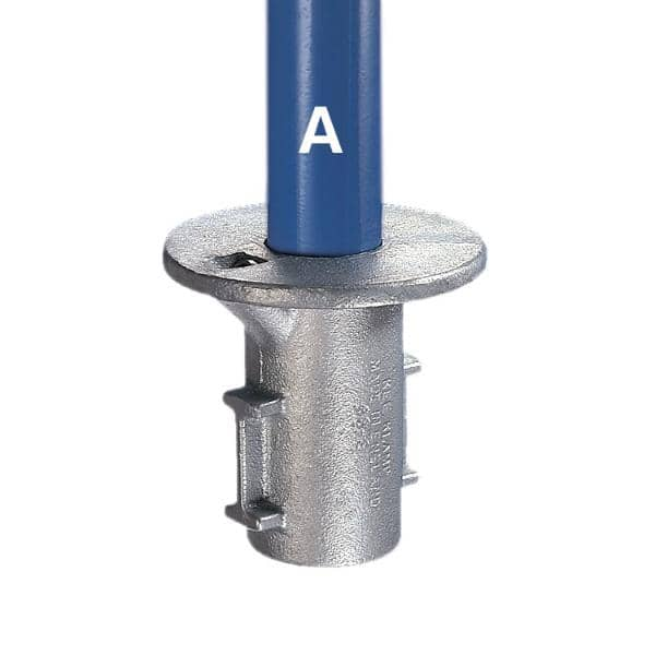 Galvanized Fitting Type 66 - Ground Socket